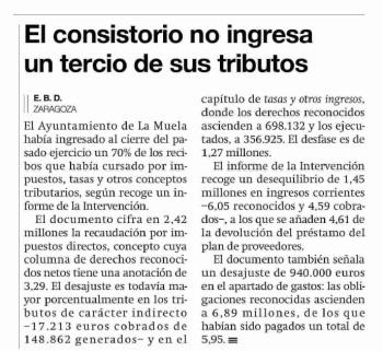 El Periódico de Aragón. 02.03.13
