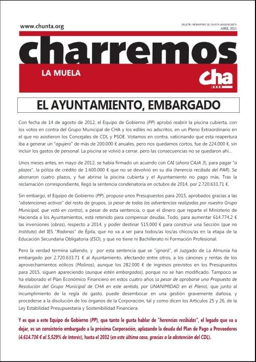 Charremos de La Muela (Abril 2015. 1)