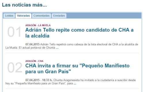 Las noticias más valoradas de El Periódico de Aragón.jpg